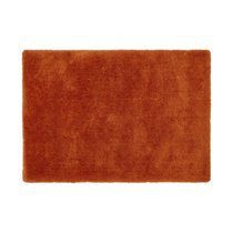 Tapis 160x230 cm en polyester orange - MARY