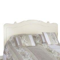 Tête de lit 160 cm en bois blanc - CHEVERNY