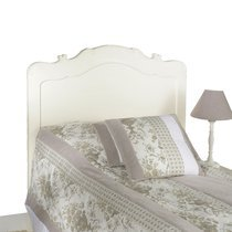 Tête de lit 90 cm en bois blanc - CHEVERNY
