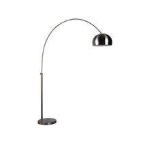 Lampadaire 39x170x205 cm en métal noir