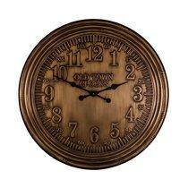 Horloge industrielle Old Town 84 cm laiton