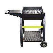 Barbecue au charbon de bois 102x71x90 cm - TONINO