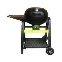 Barbecue rond au charbon de bois 111x72x100 cm - TONINO