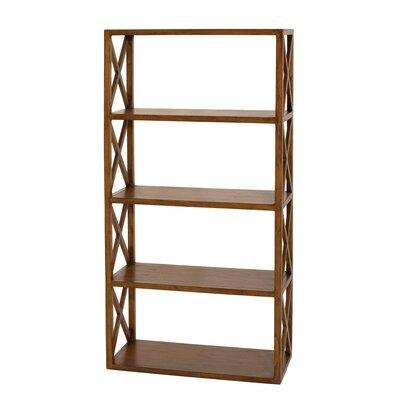 Etagère 4 niveaux en bois - VOTARA