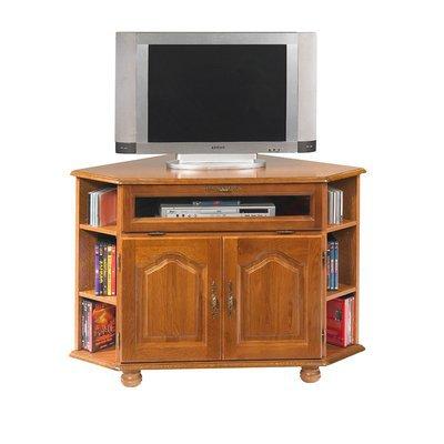 Buffet bas ch ne 3 portes 3 tiroirs maison et styles for Meuble tv quimper
