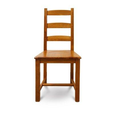 Chaise Hêtre assise bois Teinte Chêne chêne moyen