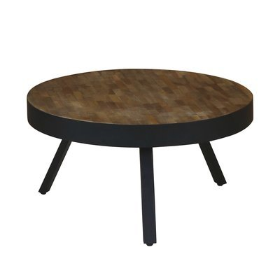 Table basse ronde 76 cm - ALEN