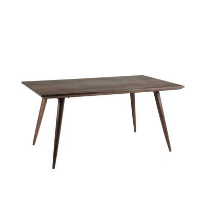 Table à manger 160x90x76cm en palissandre