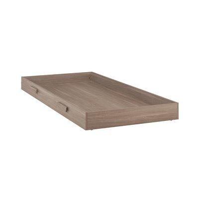 Tiroir de lit 200cm décor chêne - WINTCH