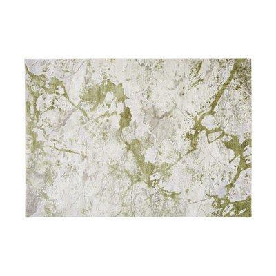 Tapis 120x180 cm en acrylique vert - NUMA