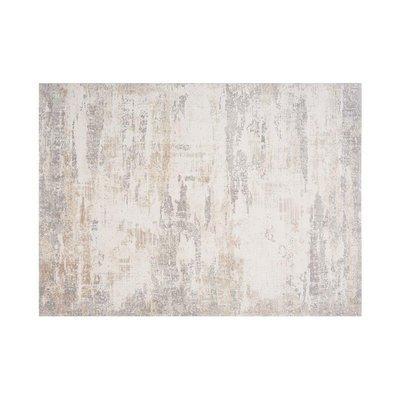Tapis 120x180 cm en acrylique gris - NUMA