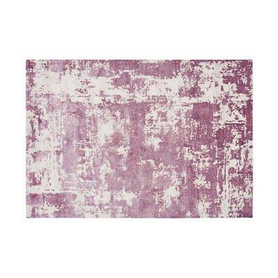 Tapis 120x180 cm en acrylique rose foncé - NUMA