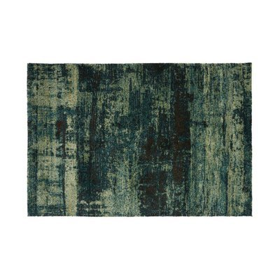 Tapis 160x230 cm style oriental vert - RABAT