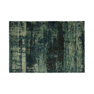 Tapis 200x290 cm style oriental vert - RABAT