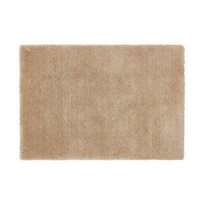 Tapis 120x170 cm en polyester beige - MARY