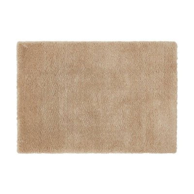 Tapis 160x230 cm en polyester beige - MARY