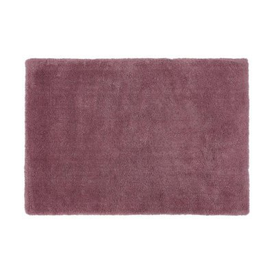 Tapis 160x230 cm en polyester lavande - MARY