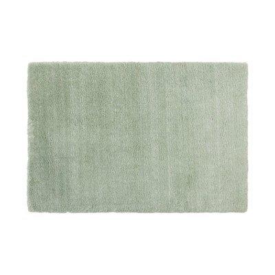 Tapis 120x170 cm en polyester vert - MARY