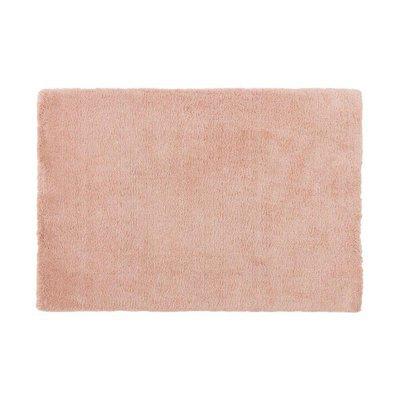 Tapis 160x230 cm en polyester rose - MARY