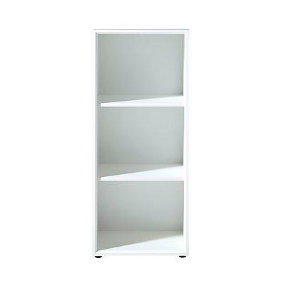 Etagère 3 niveaux 50x37x120 cm blanc - FANCY