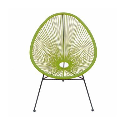 Fauteuil de jardin 81x72x86,5 cm vert - SCOUBY