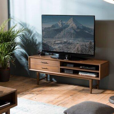 Meuble TV  2 tiroirs en bois de Mindy - CASSY