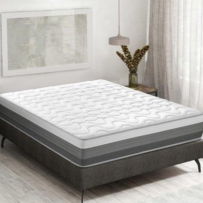 Matelas à mémoire de forme 140x190 cm confort ferme - HOTEL MEMORY PREMIUM