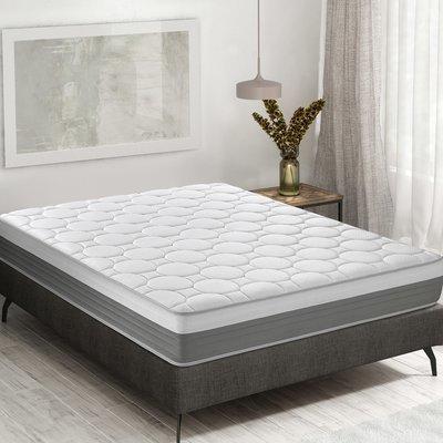Matelas à mémoire de forme 140x190 cm confort ferme - HOTEL MEMORY CONFORT