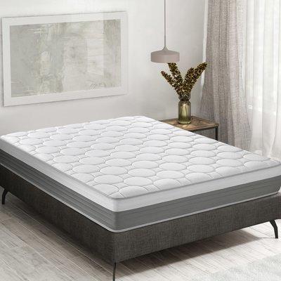 Matelas à mémoire de forme 140x200 cm confort ferme - HOTEL MEMORY CONFORT
