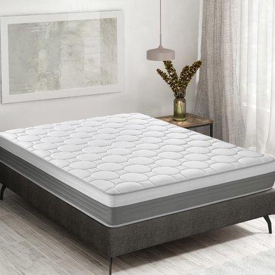 Matelas à mémoire de forme 180x200 cm confort ferme - HOTEL MEMORY CONFORT