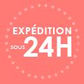 Expédition sous 24h